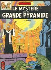 Le mystère de la grande pyramide - La chambre d'Horus - Blake et Mortimer 1982