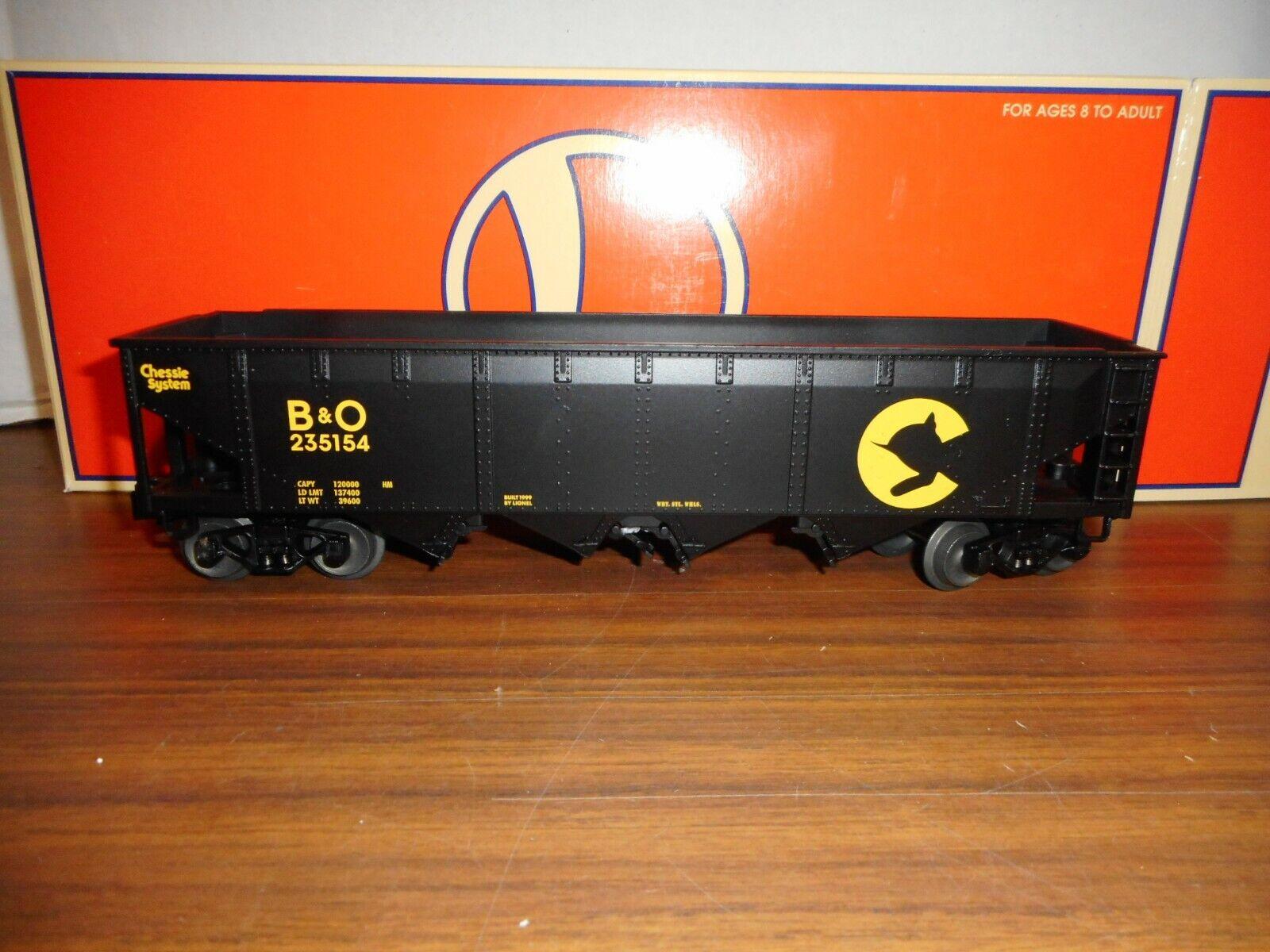 Lionel  26987 Chessie D C Hopper  2