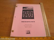 The Tracey Ullman Show 1989 ORIGINAL Script The Simpsons Dan Castellaneta #50
