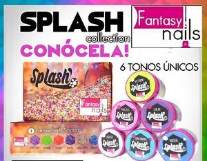 fantasy nails splash colecction | eBay