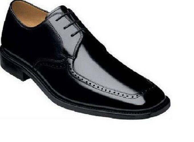 Florsheim Dalton Mens Oxford Black Style  18353 - size 9.5 - 3e-New in Box