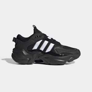 New-Adidas-Original-Womens-MAGMUR-RUNNER-BLACK-WHITE-EE5141-US-W-5-10-TAKSE-AU