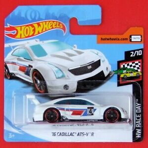 Hot-Wheels-2019-039-16-Cadillac-ATS-V-R-75-250-neu-amp-ovp