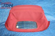06 14 Jdm Mazda Miata Mx 5 Nc Oem Convertible Soft Top With Heated Glass Window