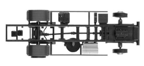 Herpa 084499 chasis Mercedes-Benz Atego camión 7,5 t 1:87 h0 nuevo en OVP