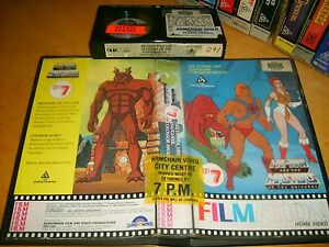 Beta-Tape-HE-MAN-AND-THE-MASTERS-OF-THE-UNIVERSE-No-7-Oz-Sundowner-Filmation