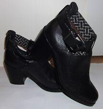 NEU Shellys London Boots Echtleder Damen Gr. 38,5 (5,5) schwarz Neupreis 139€