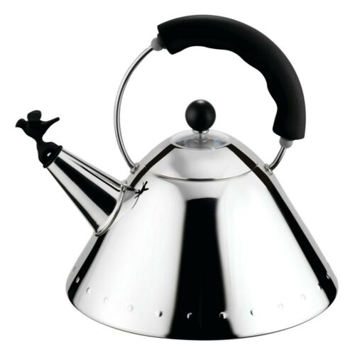 Alessi Michael Graves Whistling Kettle