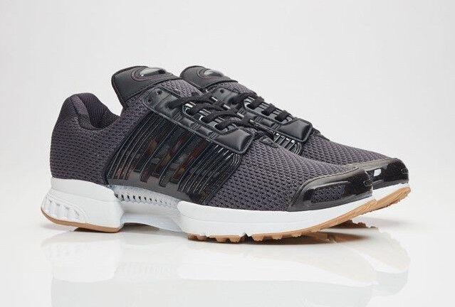 Adidas Climacool 1 NEU Herren Turnschuhe Schwarz Retro zx 700 750 yeezy