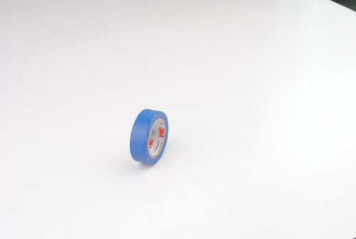 1PCs 10 meters 3M Lead Free Blue Electrical Tape for Wiring Power cable lead OZ