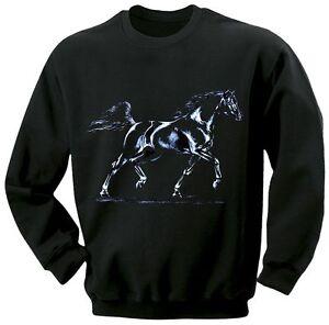 Designer Sweatshirts | Designer Sweatshirt S M L Xl Xxl Arabischer Hengst Collection