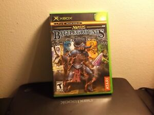 Magic-The-Gathering-Battlegrounds-Microsoft-Xbox-2003-IN-MINT-CONDITION