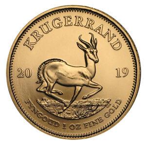 1-oz-Gold-Kruegerrand-2019-Das-Original-Suedafrika-Stempelglanz