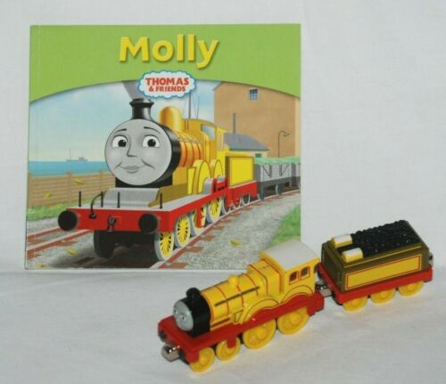 Choose from Various Thomas /& Friends Take n Play Magnetic Engines with Books