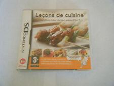 Leçons De Cuisine - Nintendo DS - Complet - Occasion