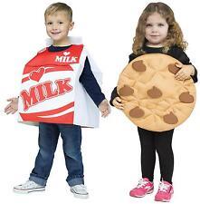 boys girls best friends milk and cookies costume fw130751