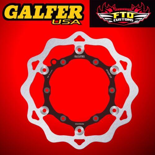 Galfer Front Floating Wave Rotor For 2010-2017 Honda KTM 350 XC-F  DF606FLW