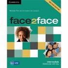 Face2face Intermediate Workbook without Key by Nicholas Tims (Paperback, 2013)