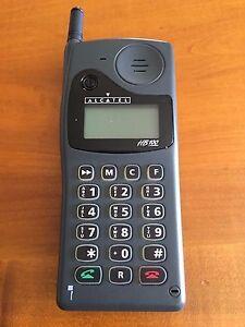 Ongebruikt Vintage Mobile GSM Brick Phone Alcatel HB-100 - Looks great! | eBay IX-54