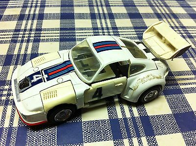 Aggressivo Transformers G1 Autobot Jazz Tigre Takara Made In Japan 80 (porsche) Caldo E Antivento