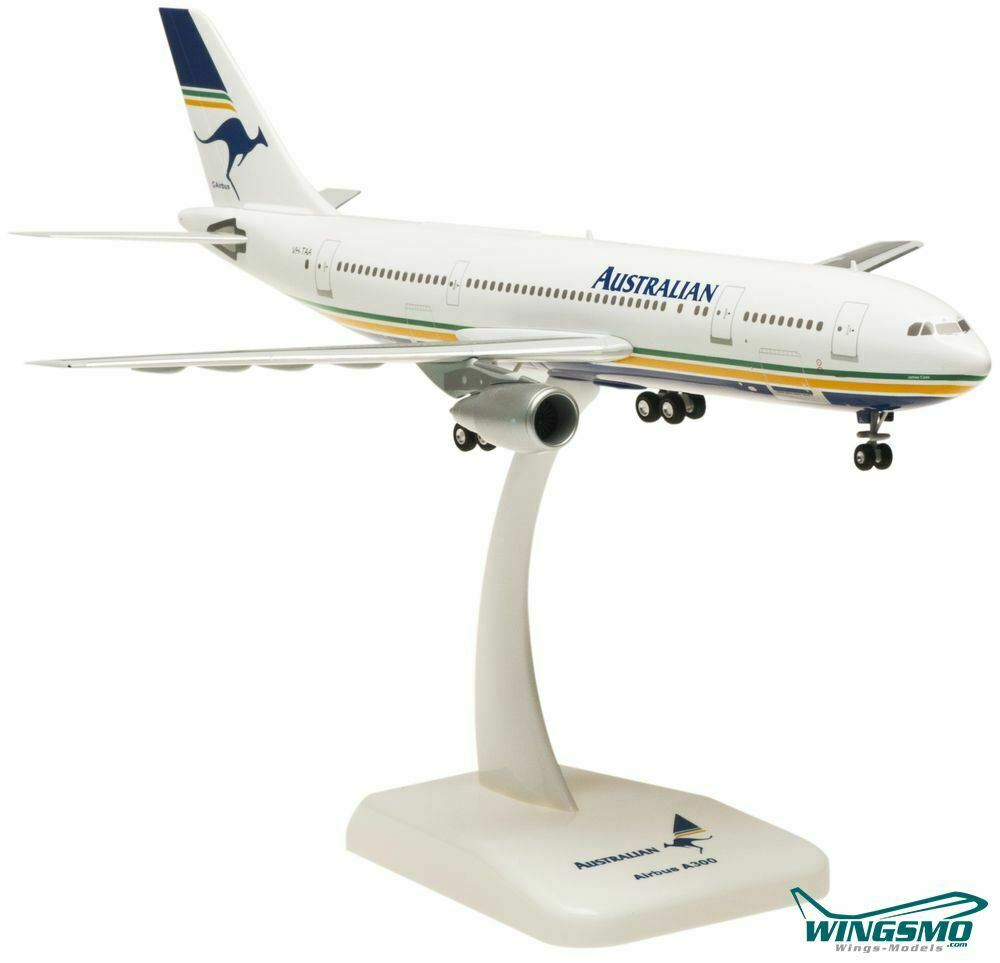 Hogan Wings Airbus a300b4 Australian Scale 1 200 li10000gr