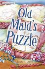 A Quilting Mystery: Old Maid's Puzzle 2 by Terri Thayer (2008, Paperback)