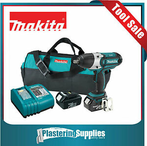 Makita-Impact-Wrench-Kit-1-2-034-Cordless-DTW450