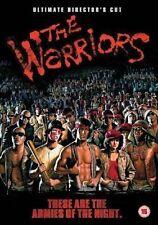 THE WARRIORS UNCUT DIRECTORS CUT WALTER HILL JAMES REMAR MICHAEL BECK DVD L NEW