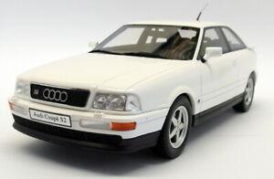 Otto-resina-de-escala-1-18-Blanco-OT288-AUDI-S2-Coupe