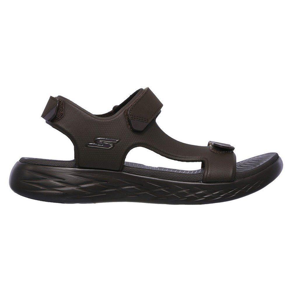 Skechers On The Go 600-Venture  Sandals Brown Men 55366-CHOC