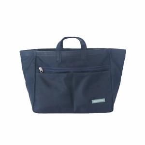 M negro para Premium Bag Purse azul oscuro l Pliage Myliora Organizer Le 0UwPqq