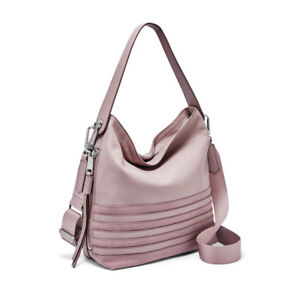 a337461f1 Fossil Women's Maya Small Hobo ORCHID TINT Bag ZB7650522 | eBay