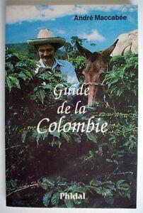 LIVRE-DE-1989-GUIDE-DE-LA-COLOMBIE