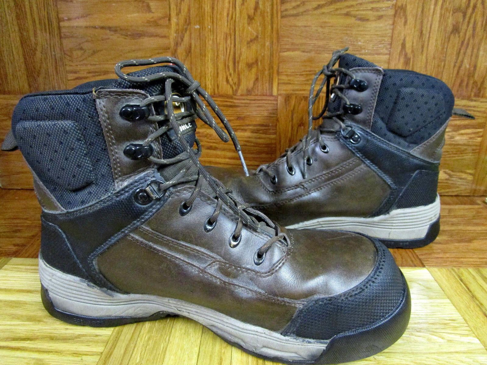 Carhartt Uomo CMA6346 Force Steel Toe Waterproof stivali stivali stivali Dimensione 11 D 3928ae