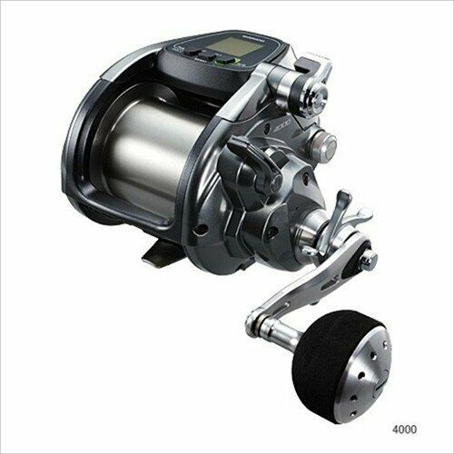 Shimano 14 Force Master 4000 From Japan