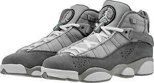 Image is loading Air-Jordan-6-Rings-BG-323419-014-Cool-