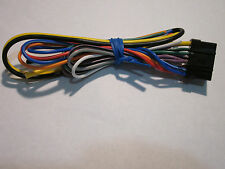 ORIGINAL ALPINE CDA-7897 WIRE HARNESS OEM NEW OE1