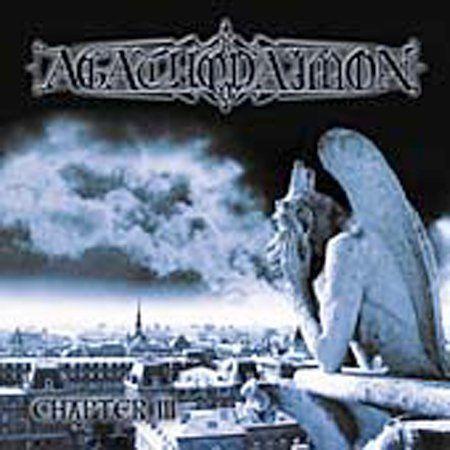 CD AGATHODAIMON CHAPTER III BRAND NEW SEALED CHAPTER 3