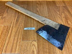 Japanese vintage Carpentry Tool NATA AXE ONO Hatchet Woodworking 385mm UK167