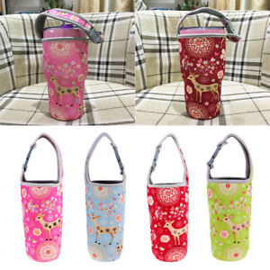 4Pcs-Travel-Insulated-Coffee-Mug-Tumbler-Carrier-Holder-Pouch-with-Handle
