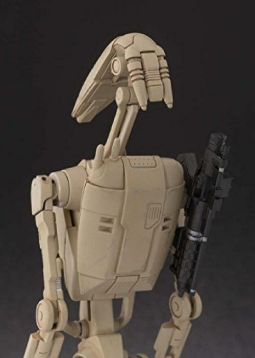 NEW S.H.Figuarts STAR WARS WARS WARS Epsode 1 BATTLE DROID Action Figure BANDAI from Japan 7c6e56