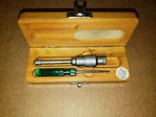 10 21 Spi 035 To 0425 Diameter Range Mechanical Inside Hole Bore Micrometer