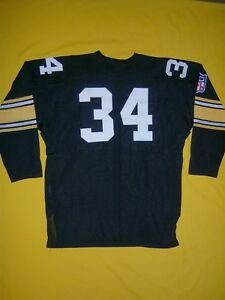 meet 4b483 e800e Details about PITTSBURGH STEELERS 1969 ANDY RUSSELL DURENE LONG SLEEVE  REPLICA GAME JERSEY