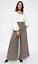 Lindy Bop /'Adonia/' Vintage 1930s Rustic Check Tweed Wide Leg Trousers BNWT
