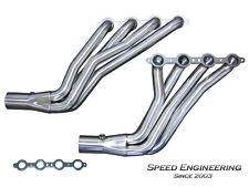 """Speed Engineering C10 LS Truck Headers 1 3/4"""" Conversion Swap LS1 LS2 LS3 LS6"""