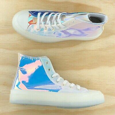 converse iridescent