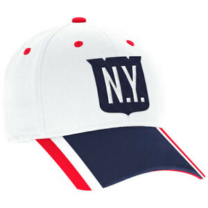 Image is loading New-York-Rangers-Adidas-2018-Winter-Classic-Structured- 8c859347a