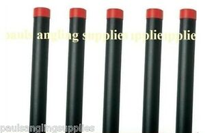 5-x-Fishing-Rod-Plastic-Tubes-Carp-Rod-Size-6ft-6-inch