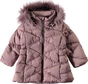 Name Details Daunenmantel Für Zu Wintermantel Woodrose Mädchen It Nitmelia Steppmantel Mini KJ3lT1c5uF