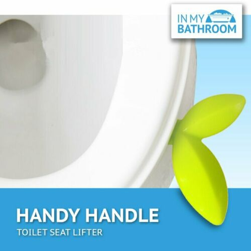 Clean Hands, Less Germs In My BathroomHandy Handle Toilet Seat Lifter